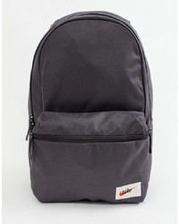 Nike Grey Heritage Label Backpack