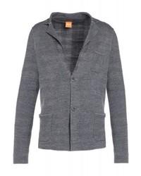 Hugo Boss Awales Suit Jacket Light Grey