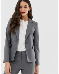 Oasis Blazer In Grey