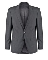 Tommy Hilfiger Butch Fitted Suit Jacket Grey