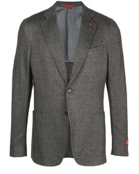 Isaia Classic Single Breasted Blazer