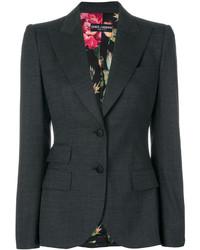 Dolce & Gabbana Fitted Blazer