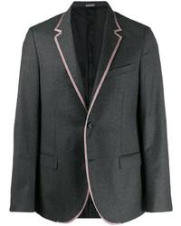 Lanvin Pink Trim Blazer