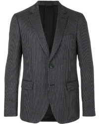 Salvatore Ferragamo Single Breasted Suit Blazer
