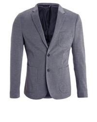 Pier One Suit Jacket Mottled Grey