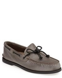 Charcoal boat shoes original 2166351