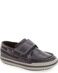 Geox Boys Elvis Boat Shoe