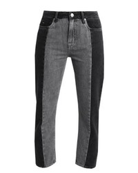 Pepe Jeans Patchy Monotone Relaxed Fit Jeans Denim