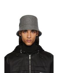 Charcoal Bucket Hat