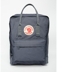 FjallRaven Classic Kanken Backpack In Graphite