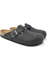 Birkenstock Boston Wool Felt Sandals