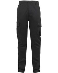 Charcoal Cargo Pants