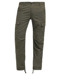 Carhartt WIP Aviation Columbia Cargo Trousers Cypress Rinsed