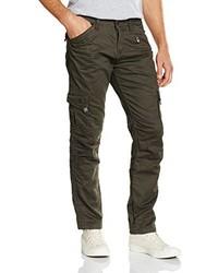 Bentz Cargo Pants Trousers Grau 38w 32l