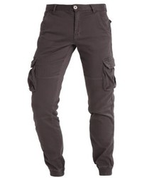 OVS Cargo Trousers Taupe Grey
