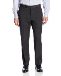 Charcoal Check Dress Pants