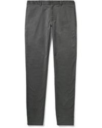 Charcoal Chinos