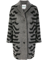 Kenzo Cocoon Coat
