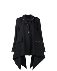Barbara Bologna Flared Long Sleeved Coat
