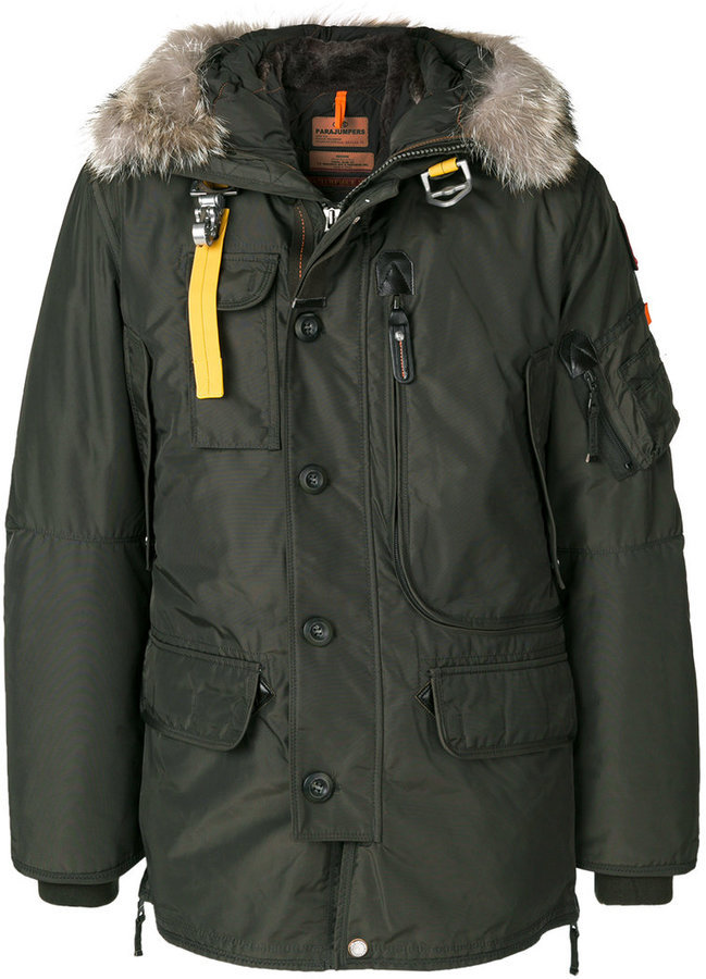 parajumpers FIELD JACKETS GRIGIO