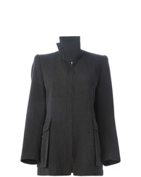 Maison Martin Margiela Vintage Short Standing Collar Coat