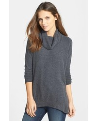 Velvet by Graham & Spencer Velvet Cowl Neck Sweater