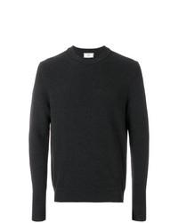 AMI Alexandre Mattiussi Crewneck Ottoman Stitch Sweater
