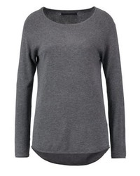 Onlmila jumper medium grey melange medium 3940895