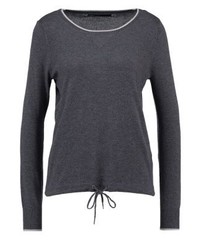 Onlphilu jumper dark grey melange medium 3941156