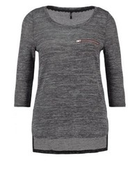 Onlsola jumper dark grey melange medium 3941406