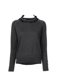 Simone Rocha Ribbon Detail Sweater