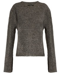 Valentine crew neck wool sweater medium 744772