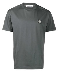 Stone Island Chest Patch T Shirt