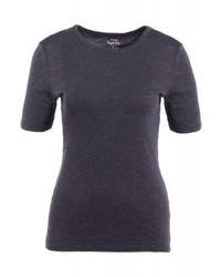 J.Crew Perfect Fit Basic T Shirt Heather Charcoal