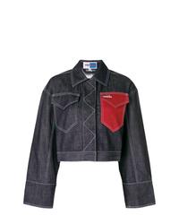 Kenzo Contrast Patch Pocket Jacket