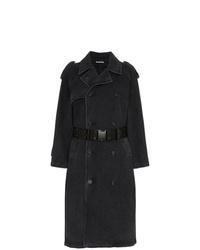 Hyein Seo Denim Trench Coat
