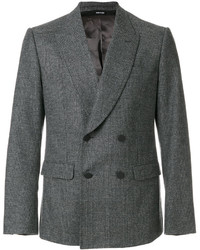 Alexander McQueen Double Breasted Blazer