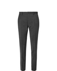 Hugo Boss Black Genesis Slim Fit Virgin Wool Trousers