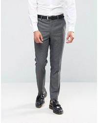 Farah Skinny Houndstooth Suit Pants