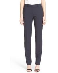 Super slim edition stretch wool pants medium 430671
