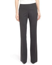 Tulea side zip tropical stretch wool trousers medium 430673