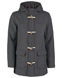 Pier One Classic Coat Dark Grey