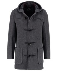 Gloverall Short Coat Grey