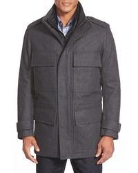 Charcoal Field Jacket