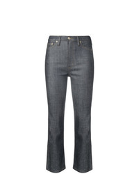 Tory Burch Amber Cropped Jeans