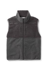 Cav Empt Colour Block Fleece Gilet