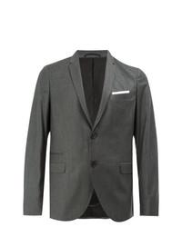 Neil Barrett Pattern Detailed Blazer