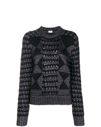 Saint Laurent Graphic Jumper