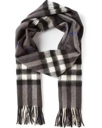 London house check scarf medium 121703