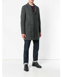 Harris Wharf London Herringbone Coat